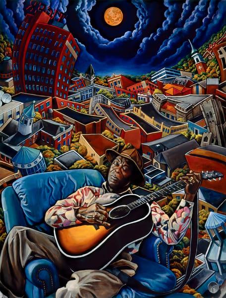 Blues-Roots-Columbia-Missouri-painting