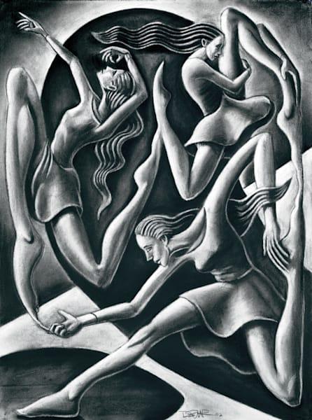 Three Graces Art | David Spear