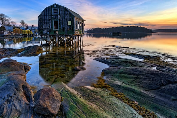 Morning in Cundy's Harbor | Shop Photography by Rick Berk
