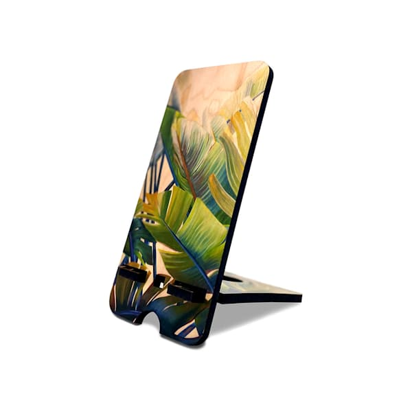 Banana Palms Phone Stand | Pictures Plus
