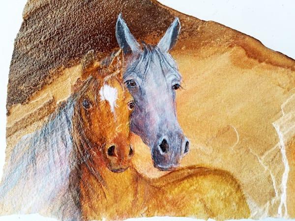 MSchmitt - Pasture Vision - 2 horses