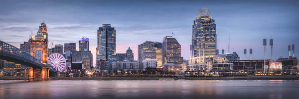 Cincinnati Skyline Photography Art | Studio 221 Photography