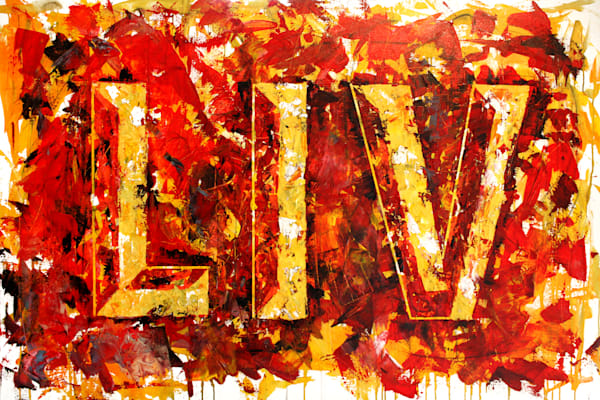 LIV - Original Painting
