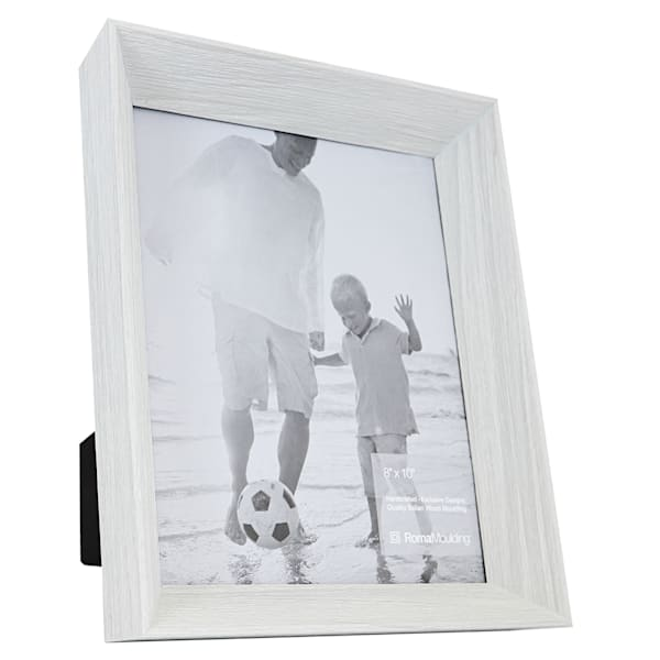 Roma Photo Frame | 8x10 White Arber II