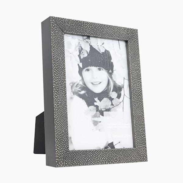 Roma Photo Frame | 5x7 Silver Eleganza