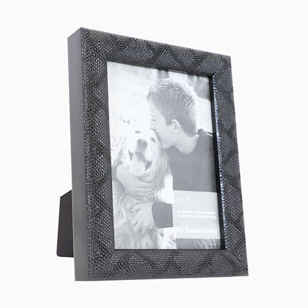 Roma Photo Frame | 5x7 Black Vintage II
