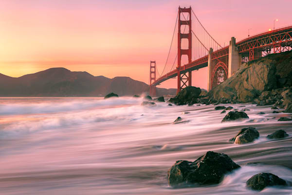 Golden Gate Bridge Photography Art | Studio 221 Photography