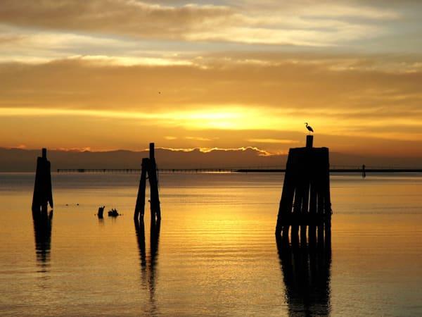 Sfo Sunrise Photography Art | David Louis Klein