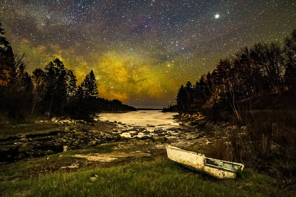 Dyer Cove Milky Way Photography Art | Monteux Gallery