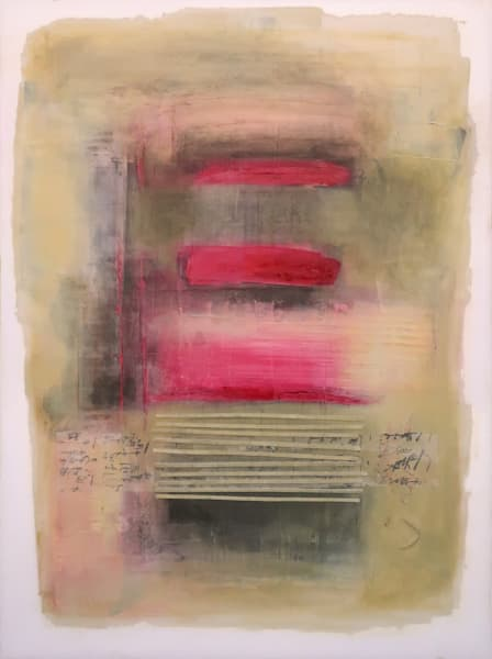 Abandoned Words – Original Abstract Painting & Prints | Cynthia Coldren Fine Art