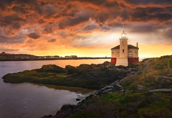 Oregon Lighthouse Photography Art | Studio 221 Photography
