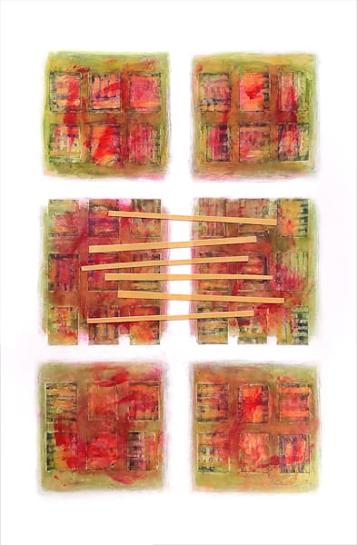 Moments Redeemed - Abstract Painting | Cynthia Coldren Fine Art