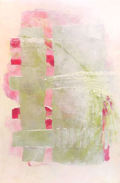 Consequential Episode - Abstract Painting | Cynthia Coldren Fine Art