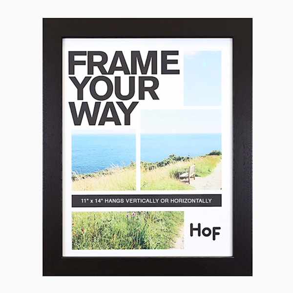 11x14 Coffee Wall Frame | Hall of Frames