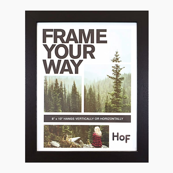 8x10 Coffee Wall Frame | Hall of Frames