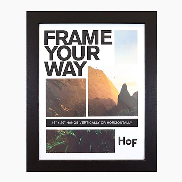 16x20 Coffee Wall Frame | Hall of Frames