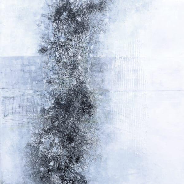 Gathering Rain - Abstract Painting | Cynthia Coldren Fine Art