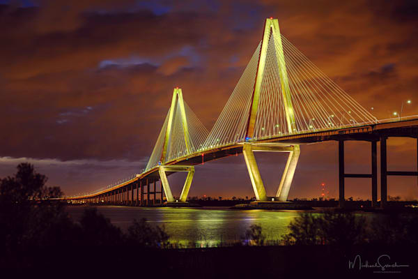 Arthur Ravenal Bridge Photography Art | Studio 221 Photography