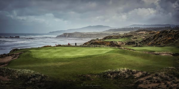 Bandon Dunes Golf Photography Art | Studio 221 Photography
