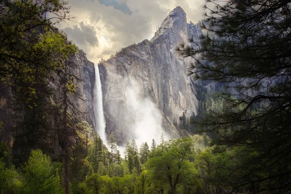 Yosemite Falls Photography Art | Studio 221 Photography