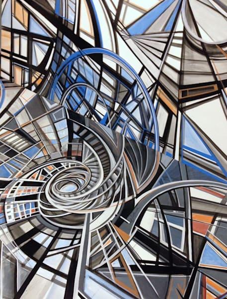 Changing Planes Art | Kristyn Watterworth