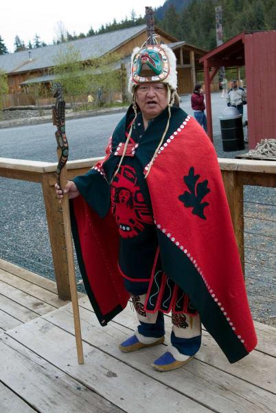 Inuit Chief  Art   DocSaundersPhotography