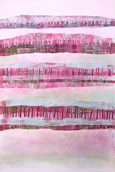 Trees on a Thousand Hills – Original Abstract Painting & Prints | Cynthia Coldren Fine Art