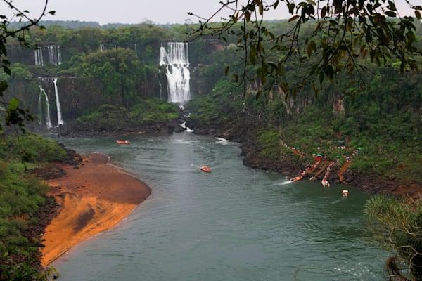 Iguazu Falls 2  Argentina Art | DocSaundersPhotography