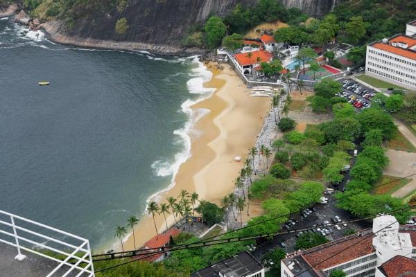 Copacabana Beach Art | DocSaundersPhotography