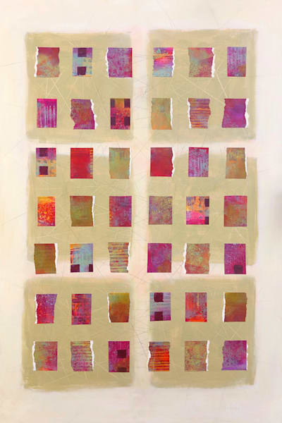 Collateral Coincidences – Original Abstract Painting & Prints | Cynthia Coldren Fine Art