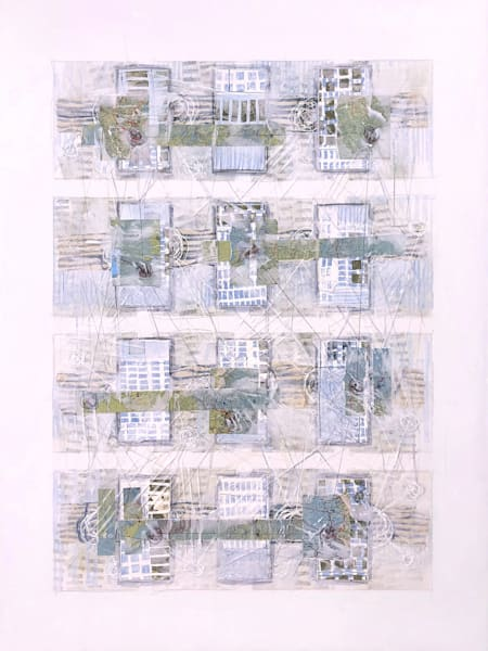 Memory Mapping – Original Abstract Painting & Prints | Cynthia Coldren Fine Art