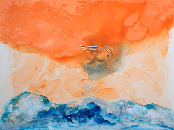 New Horizons Painting on Canvas by Artist  Deepa Koshaley