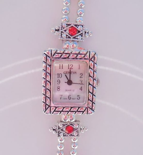 Geneva Watch   Handmade | Branson West Art Gallery - Mary Phillip