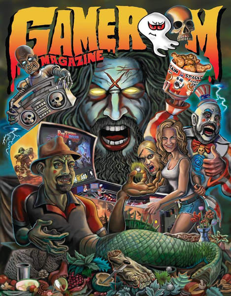 Rob-zombie-pinball-artwork-magazine-spear