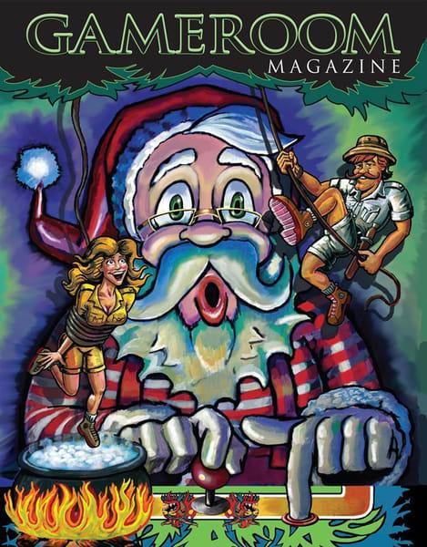 Santa-Has-Mad-Video-game-Skills