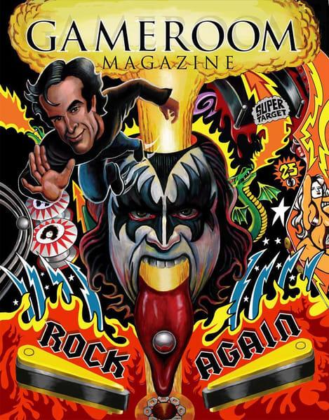 Gameroom Magazine  (8 +)
