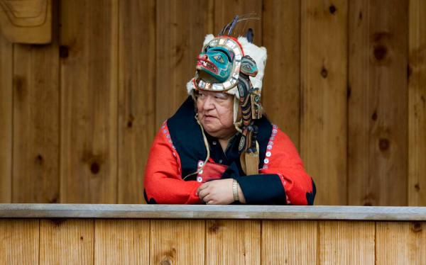 Inuit Chief 2 Art   DocSaundersPhotography