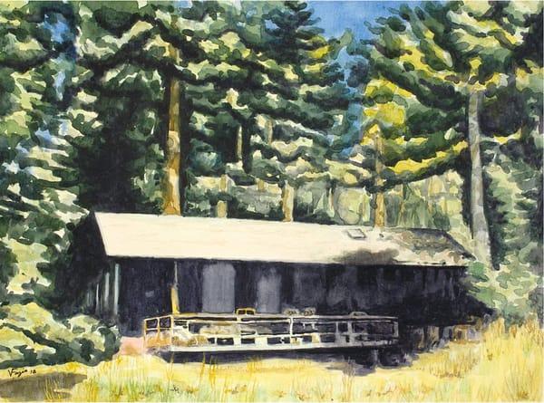 Walkers Cabin