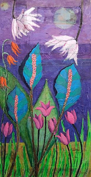 Floral Original Paintings