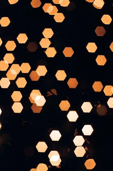 Fairmont Hotel Christmas Tree Lights Photography Art | David Louis Klein