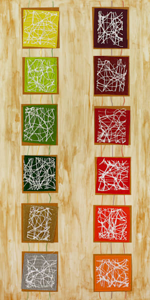 Spectrum No 10 Art | A Sharp Difference LLC