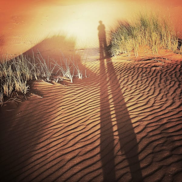 Sahara And Shadow Art   photographicsart