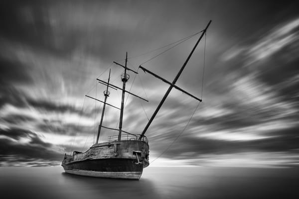 Shipwreck Photography Art | Studio 221 Photography