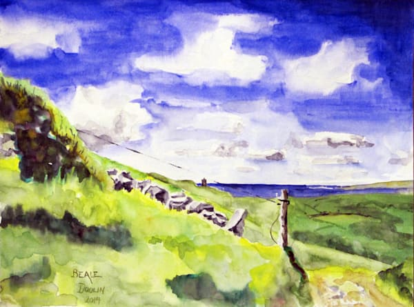 Doolin Countryside Art | David Beale