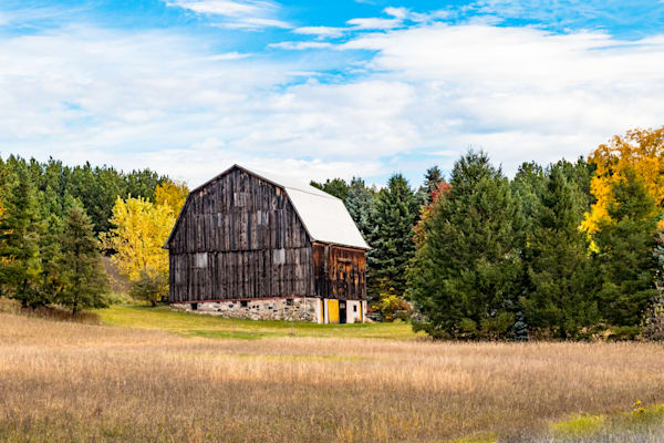 Bridges and Barns With Character