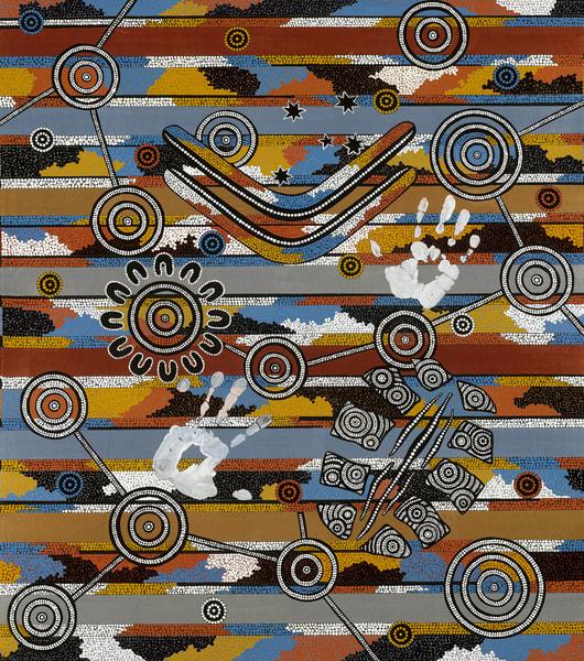 2011 Indigenous Allstars Jersey Design