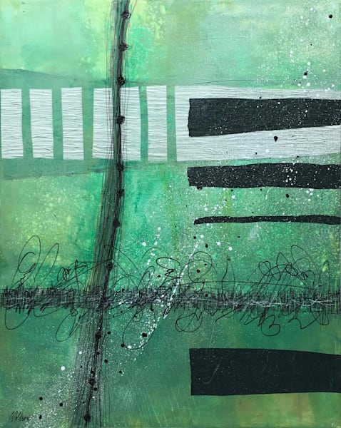 Field Notes - Original Abstract Painting | Cynthia Coldren Fine Art