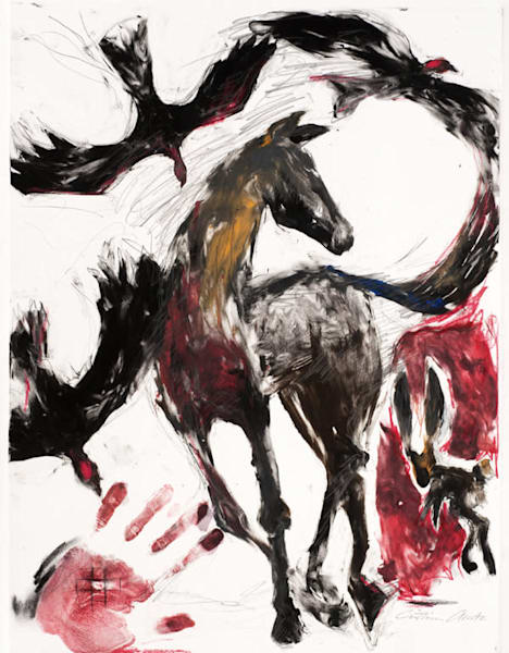 Life Cycle Art | Cristina Acosta Art & Design llc