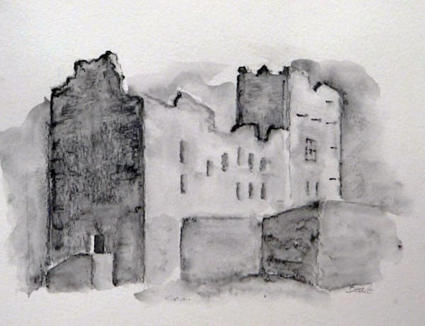 Ross Castle Art | David Beale