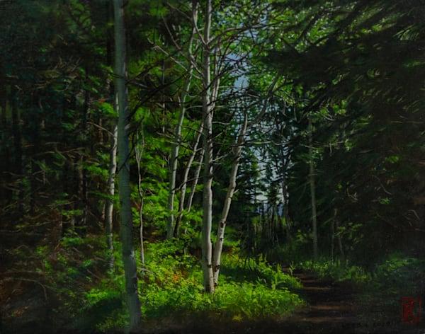 Conundrum Trail